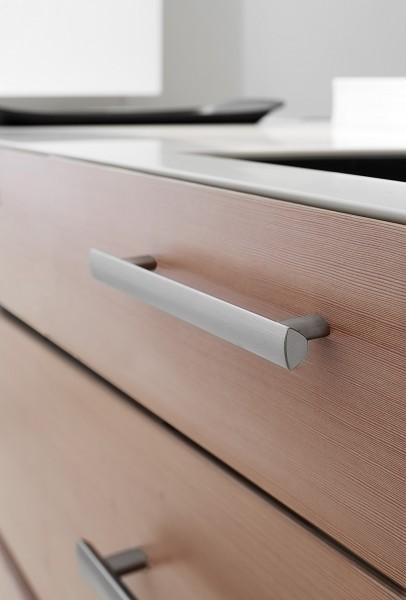 poignée de meuble en aluminium Forma