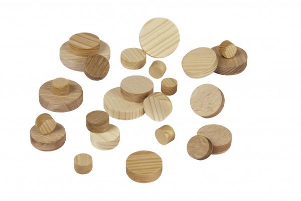 Querholzplättchen HSB aus Holz