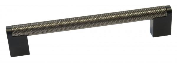 Möbelgriffe aus Stahl Rohrmaterial