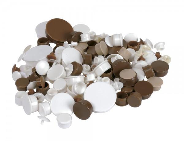 Schraubenabdeckungen aus Kunststoff