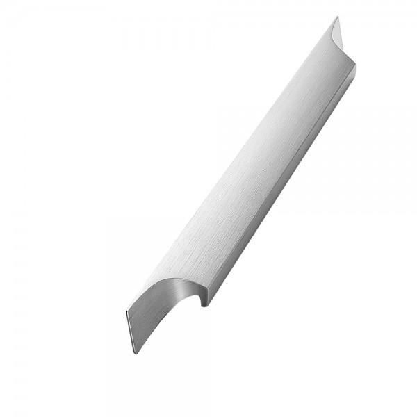 poignée de meuble en aluminium 2 perçages